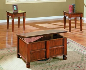 Storage 3-Pc Coffee Table Set