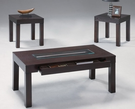 Vince 3-Pc Coffee Table Set