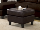 Vogue Chocolate Sectional # 05907
