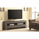 Weathered Grey TV Stand