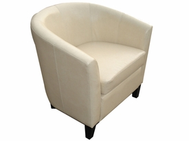 White Bycast Chair