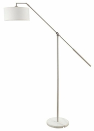 White Shade Floor Lamp