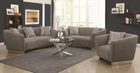 Grayson Contemporary Sofa Set