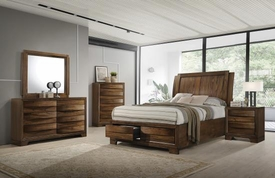 Hunter 4-pc Bedroom Set