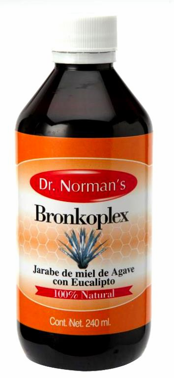 Bronkoplex with Agave and Eucalyptus