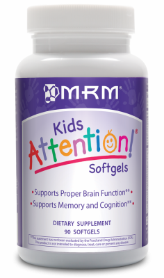 KIDS Attention 90Softgels