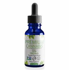 Premium Cannabis Oil 2oz