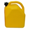 5GAL YELLOWW DIESEL GAS CAN