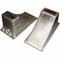 "6"" x7"" x12"" WHEEL CHOCKS"