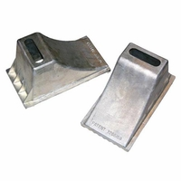 "8"" x8.5"" x15"" WHEEL CHOCKS"
