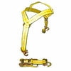 Basket Strap with Swivel J Hooks & Ratchet