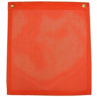 *RED*18x18 /GROMMETS