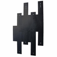 """Straps Protectors 8"""" x 42"""" Straps with 3 holes"""