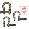 "WIDE BODY SHACKLE : 1"" ,12.5T"
