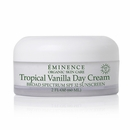 Eminence Tropical Vanilla Day Cream SPF 32 - 2 oz