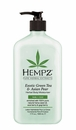 Hempz Green Tea & Asian Pear Herbal Body Moisturizer - 17 oz