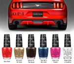 OPI Ford Mustang Collection - .5 oz
