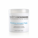 Wilma Schumann Purifying Astringent Pads - 60 Pads