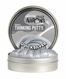 "Crazy Aaron  Thinking Putty-Quicksilver 4"" w/ Magnet"