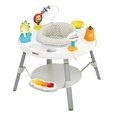 EXPLORE & MORE baby�s view 3-stage activity center