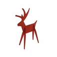 Alpine Reindeer xSmall: Red