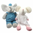 Alvin the Elephant Large Deluxe Stuffed Toy