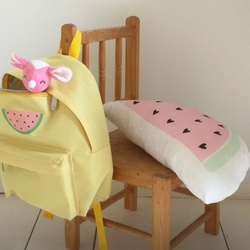 BACKPACK: WATERMELON