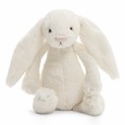 Bashful Cream Bunny-Large