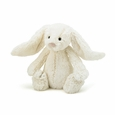 Bashful Cream Bunny-Medium