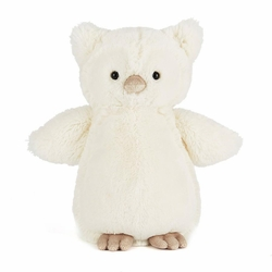 Bashful Cream Owl: Medium