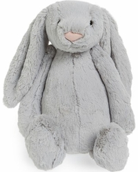Bashful Grey Bunny: Large