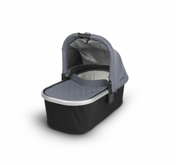 Bassinet for CRUZ and VISTA - Gregory(Blue Melange/Silver)