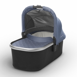Bassinet for CRUZ and VISTA  - Henry (Blue Marl/Silver)