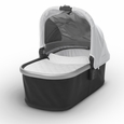 Bassinet for CRUZ and VISTA  - Loic (White/Silver)