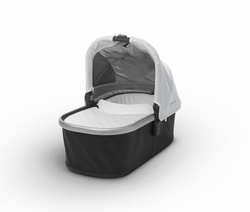 Bassinet for CRUZ and VISTA - Loic(White/Silver)