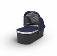 Bassinet for CRUZ and VISTA -Taylor(Indgo Matte/Silver)