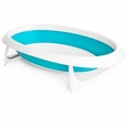 BOON Naked Bath Tub Blue
