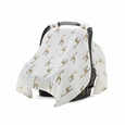 car seat canopy : jungle jam