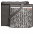 Central park Outdoor Blanket-Grey Feather