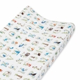 Changing Pad Cover - paper tales