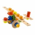 Construction Kit Airplane (35 pcs)