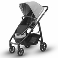 CRUZ Stroller - Pascal (Grey/Carbon)
