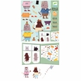 Djeco Stickers and Paper Dolls - My Dog