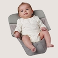 ERGO Easy Snug Infant Insert: Cool Air Mesh - Grey
