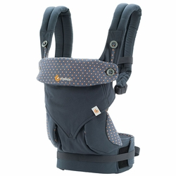 ERGO Four Position 360 Carrier - Dusty Blue