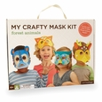 Forest Animals My Crafty Mask Kit