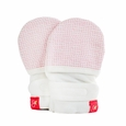 GoumiKids Mitts : Drops (pink)