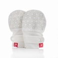 GoumiKids Mitts : Honeycomb (cream)