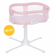 HALO BassiNest Swivel Sleeper - Premier (Rose Leaf-Pink)