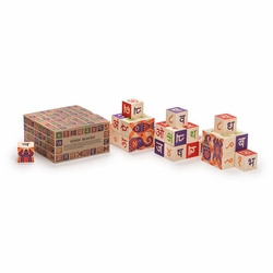 Hindi Alphabet Blocks